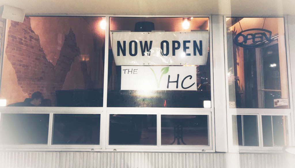 The VHC is Now Open!
